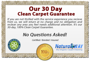 NaturalWay Carpet Cleaning - Knoxville - Maryville
