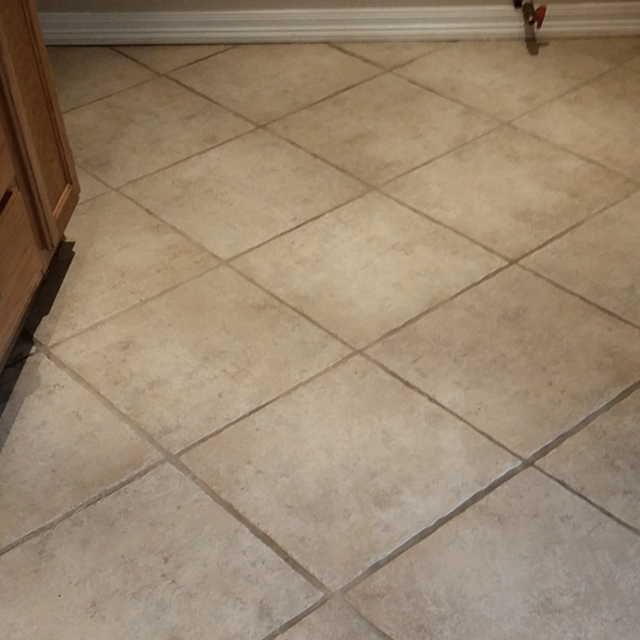 After-Expert Grout Cleaning